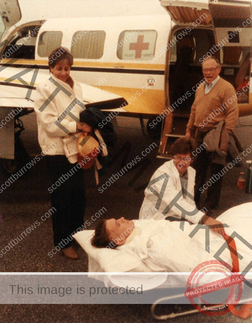 Scott Burrows accident